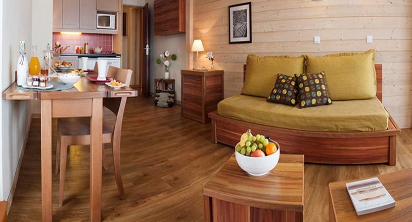 Machu Pichu apartments lounge/diner