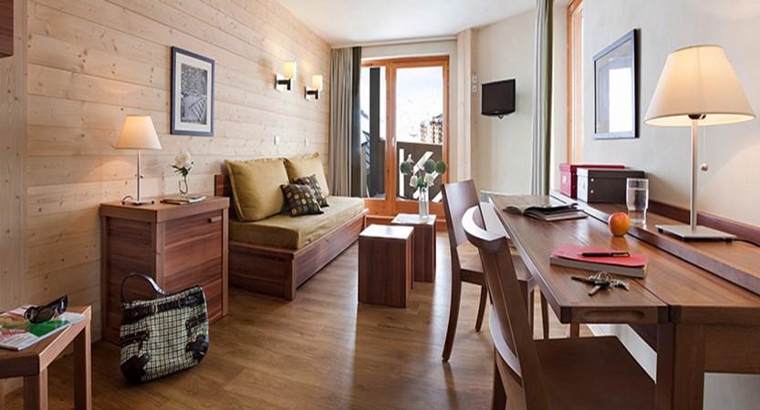 Machu Pichu apartments living area