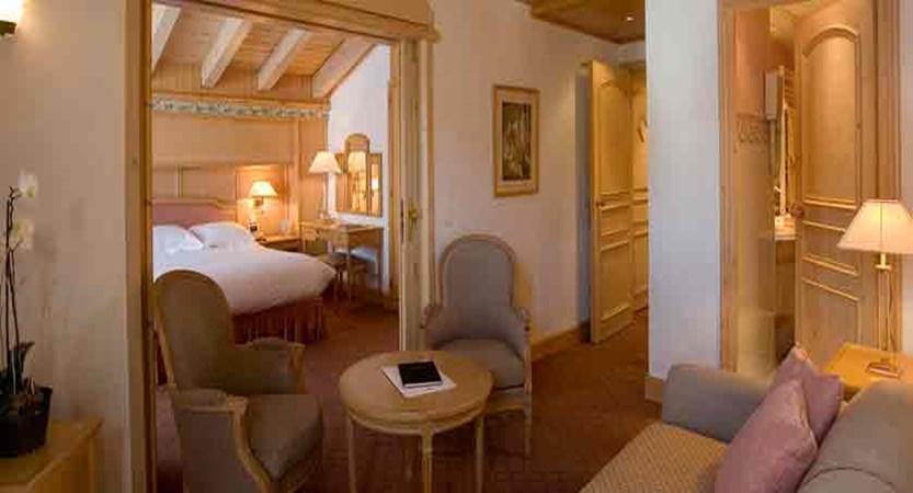 Hotel Carlina Bedroom