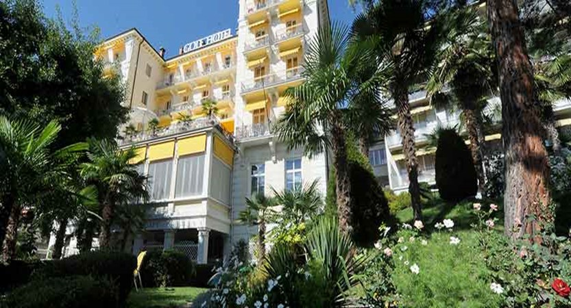 Hotel Rene Capt, Montreux, Switzerland - exterior.jpg