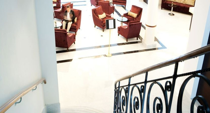 Hotel Suisse Majestic, Montreux, Switzerland - lobby.jpg