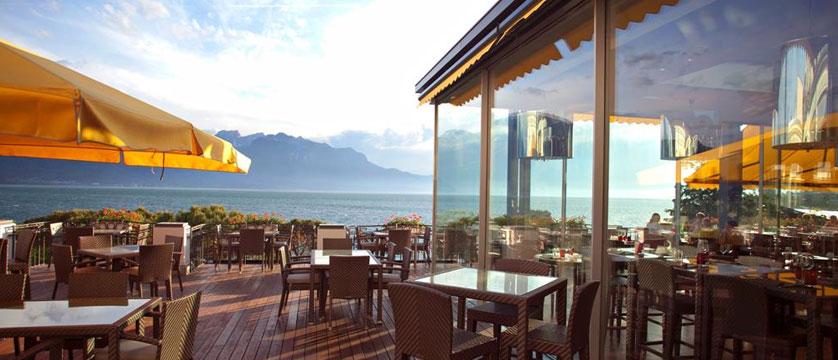 Hotel Suisse Majestic, Montreux, Switzerland - restaurant terrace.jpg
