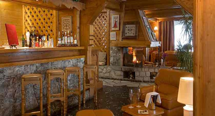 Hotel Ducs de Savoie - bar