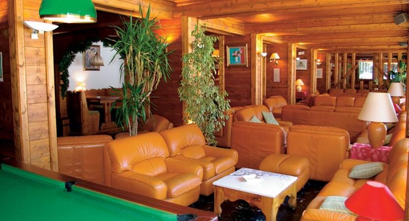 Hotel Ducs de Savoie lounge