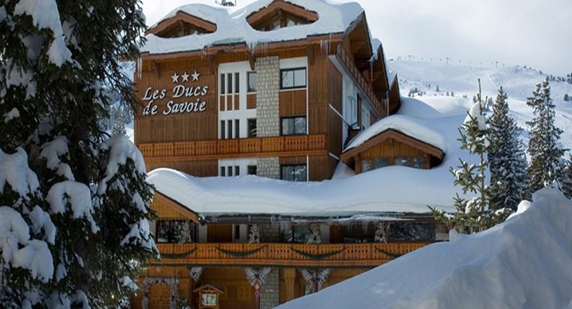 Hotel Ducs de Savoie Exterior 2