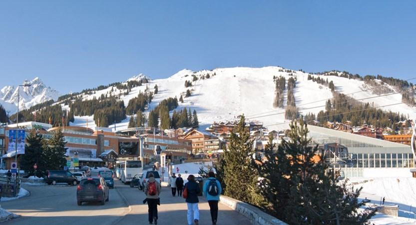 Hotel Olympic slopes