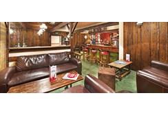 Chalet Hotel Les Anemones, Bar Lounge