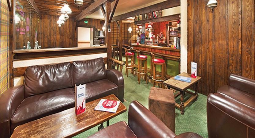 Chalet Hotel Les Anemones - Bar