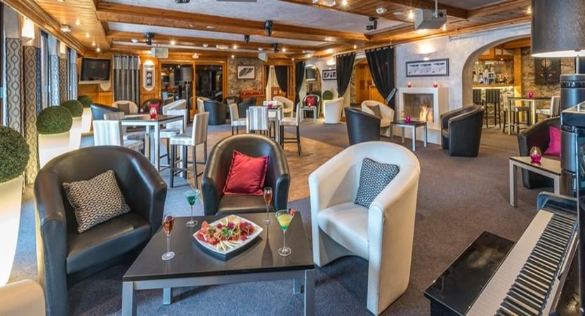 Hotel L'Eterlou lounge