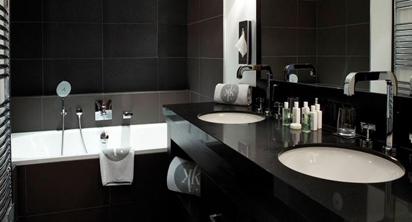 Hotel Le Kaila - Standard bathroom