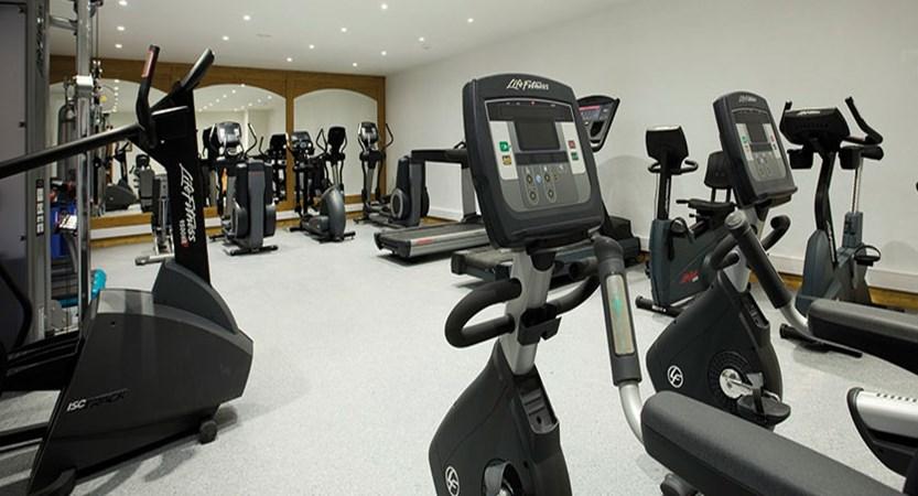 Hotel Le Kaila - Gym