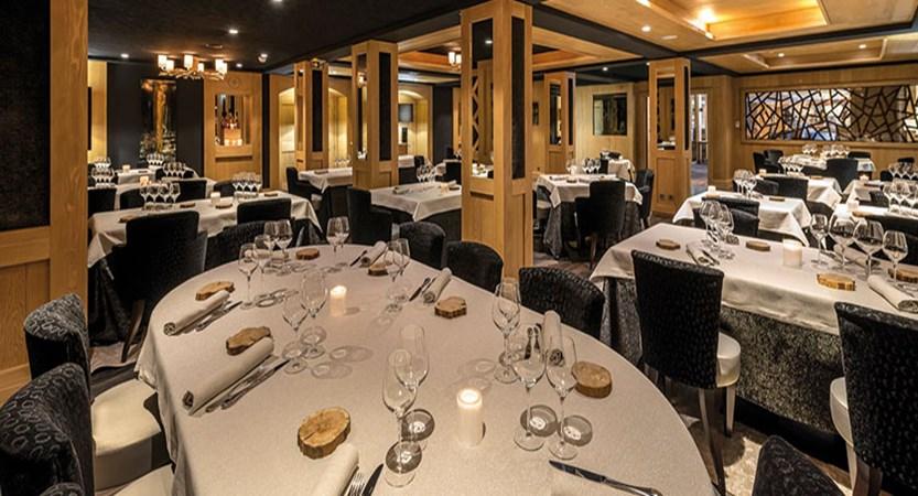 Hotel Le Kaila - Restaurant