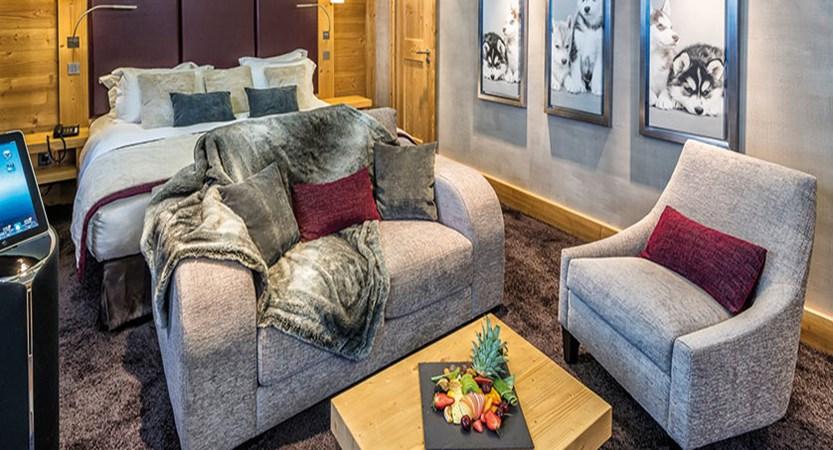 Hotel Le Kaila - Prestige suite (1)