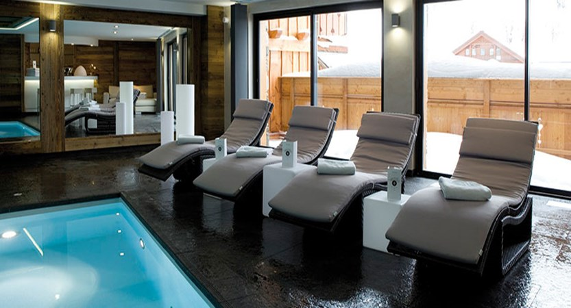 Hotel Le Kaila - relaxtion area