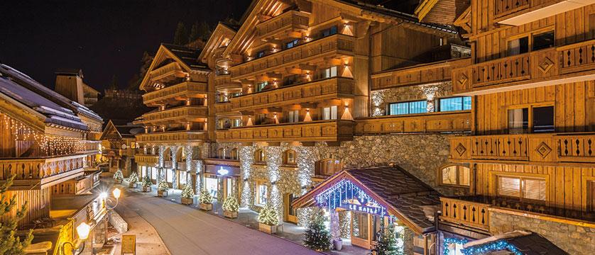 Hotel Le Kaila exterior (1)