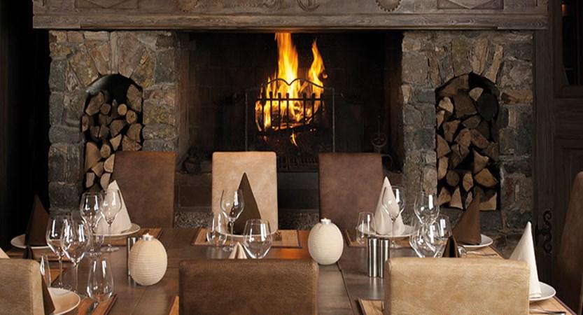Hotel La Chaudanne - Dining room