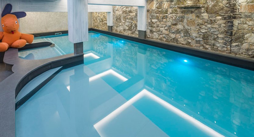 La Chaudanne - Indoor pool