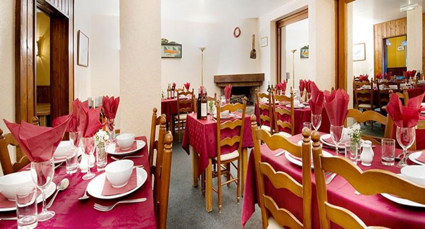 Chalet Hotel Les Grangettes - Dining room 2