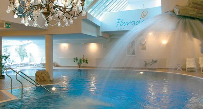 Hotel Ferienart Resort & Spa, Saas-Fee, Switzerland - indoor swimming pool.jpg