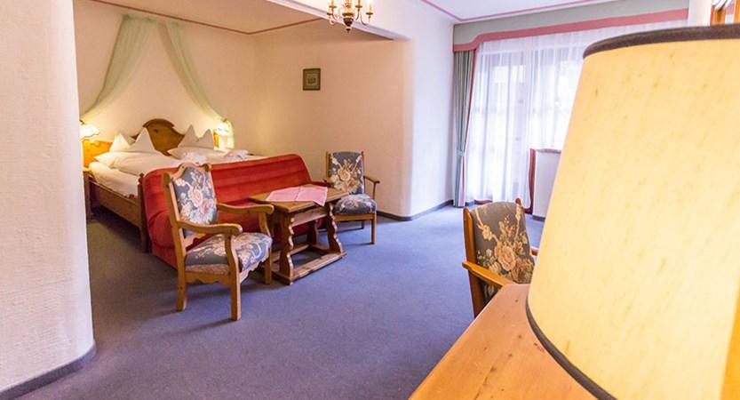 Hotel Trattlerhof, Bad Kleinkirchheim, Austria - bedroom interiors 2.jpg