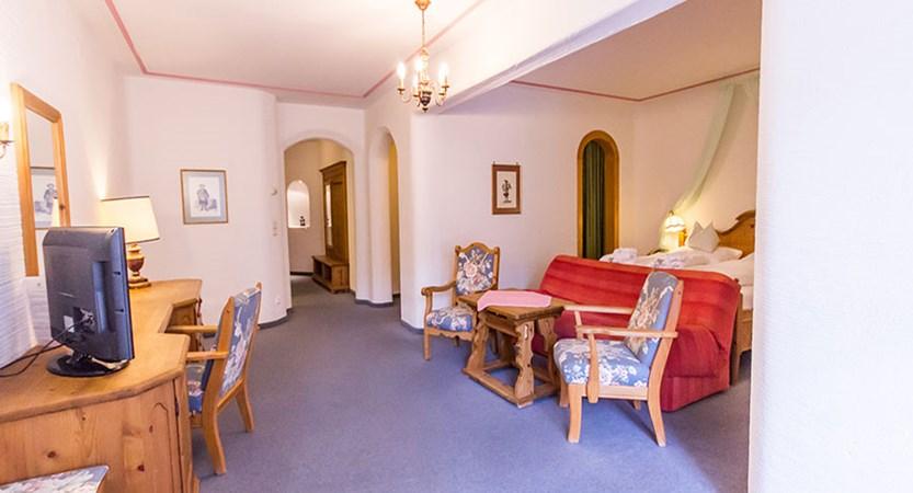 Hotel Trattlerhof, Bad Kleinkirchheim, Austria - bedroom interiors.jpg