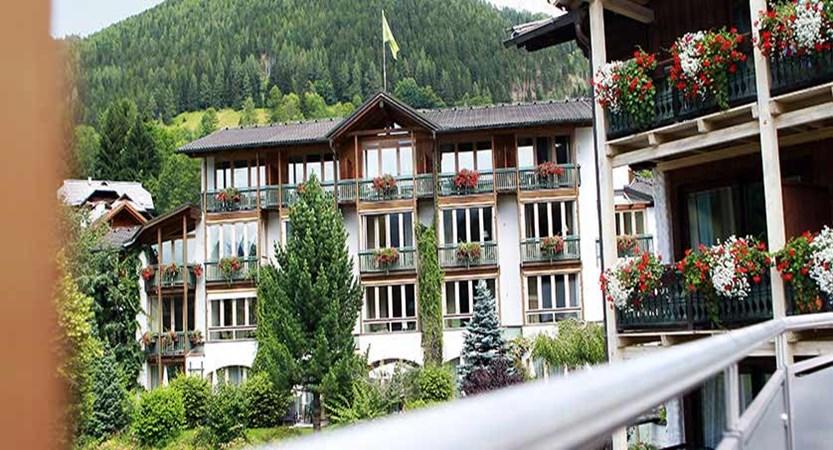 Hotel Eschenhof, Bad Kleinkirchheim, Austria - view of exterior.jpg