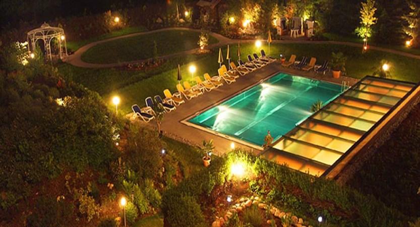 Hotel Kolmhof, Bad Kleinkirchheim, Austria - garden and outdoor pool.jpg