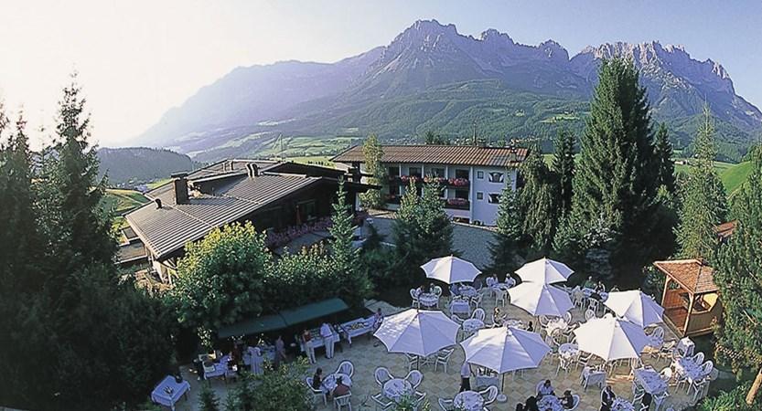 Hotel Der Bär, Ellmau, Austria - terrace.jpg