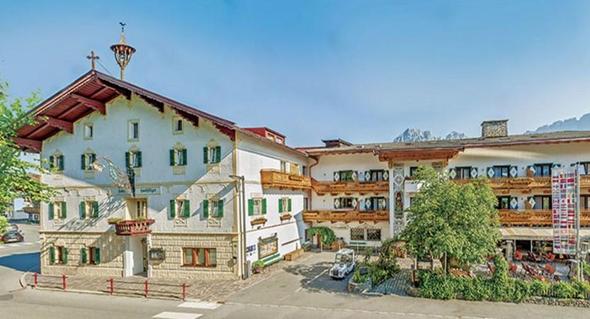 Hotel Hochfilzer, Ellmau, Austria - Exterior.jpg