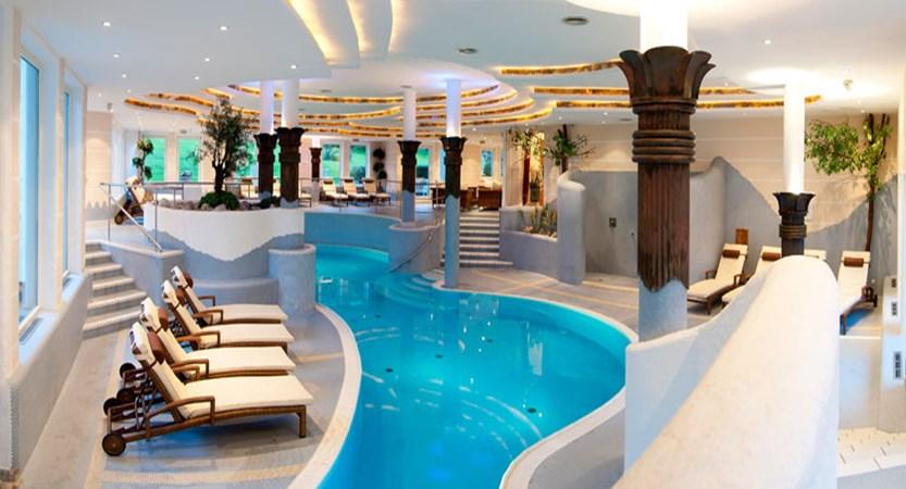 Sporthotel Ellmau, Ellmau, Austria - Indoor pool.jpg