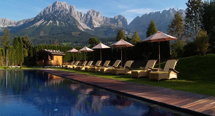 Sporthotel Ellmau, Ellmau, Austria - Outdoor pool.jpg