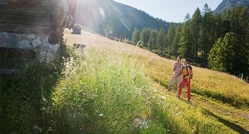 Filzmoos, Austria - Walkers in the sunshine.jpg