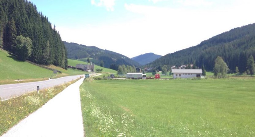 Filzmoos, Austria - Walkpath outside village.jpg