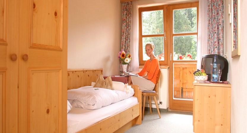 Hotel Hammerhof, Filzmoos, Austria - Bedroom.jpg