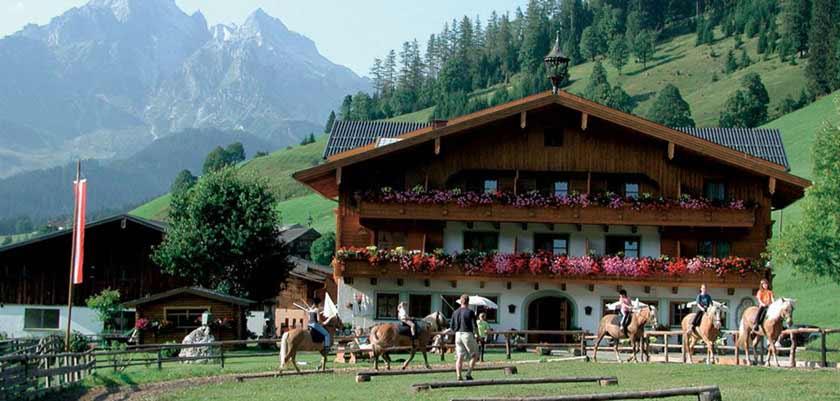 Hotel Hammerhof, Filzmoos, Austria - Exterior.jpg