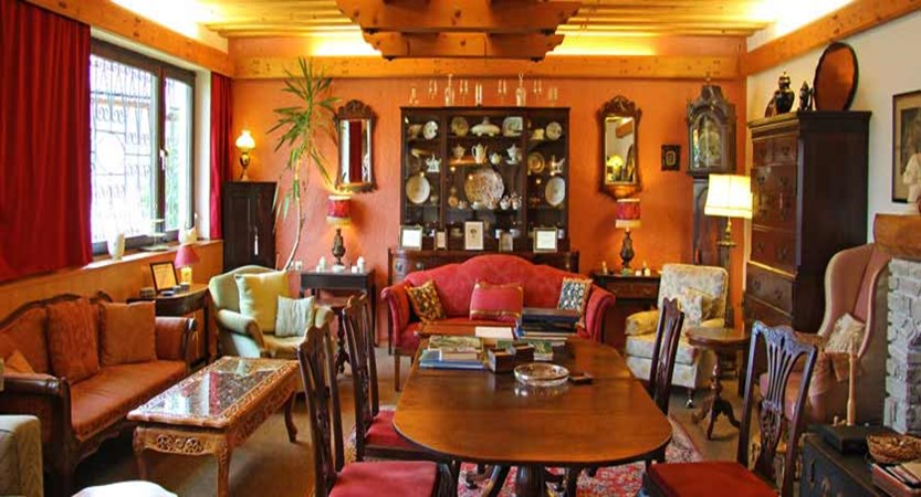 Hotel Alpenkrone, Filzmoos, Austria - Dining room and lounge.jpg
