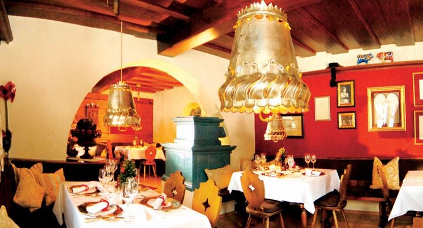 Hotel Unterhof, Filzmoos, Austria - Dining room interior.jpg