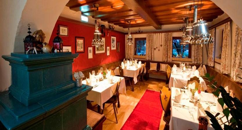 Hotel Unterhof, Filzmoos, Austria - Dining room.jpg