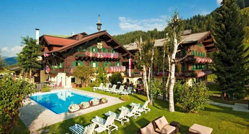 Hotel Unterhof, Filzmoos, Austria - Exterior.jpg