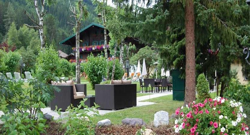 Hotel Unterhof, Filzmoos, Austria - Garden.jpg