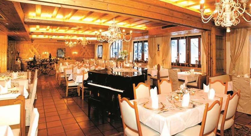 Hotel Unterhof, Filzmoos, Austria - Restaurant.jpg