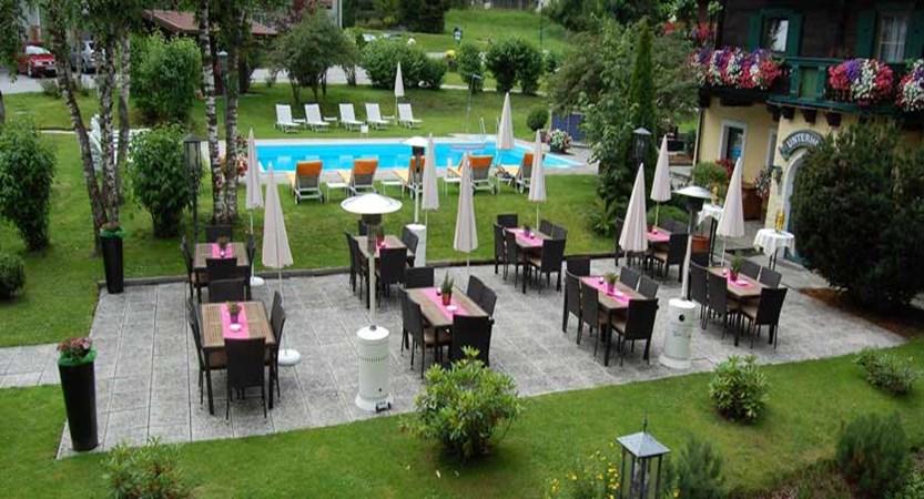 Hotel Unterhof, Filzmoos, Austria - Terrace view.jpg