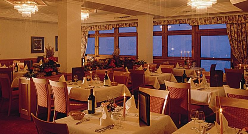 Hotel Büntali, Galtür, Austria - Dining room.jpg