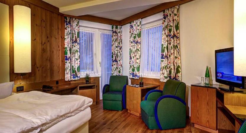 Gardenhotel Theresia, Hinterglemm, Austria - Bedroom interior.jpg