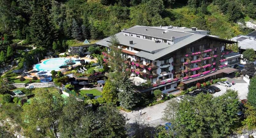 Gardenhotel Theresia, Hinterglemm, Austria - Hotel exterior.jpg