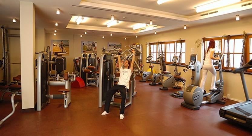 Hotel Alpine Palace, Hinterglemm, Austria - Fitness room.jpg