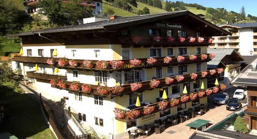Sonnblick Hotel, Hinterglemm, Austria - exterior.jpg