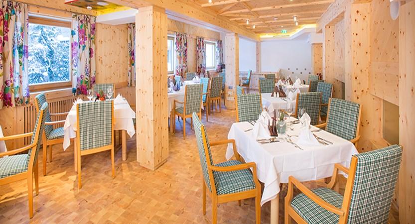 Residents' restaurant for use of Hotel-Garni Silvester guests.jpg