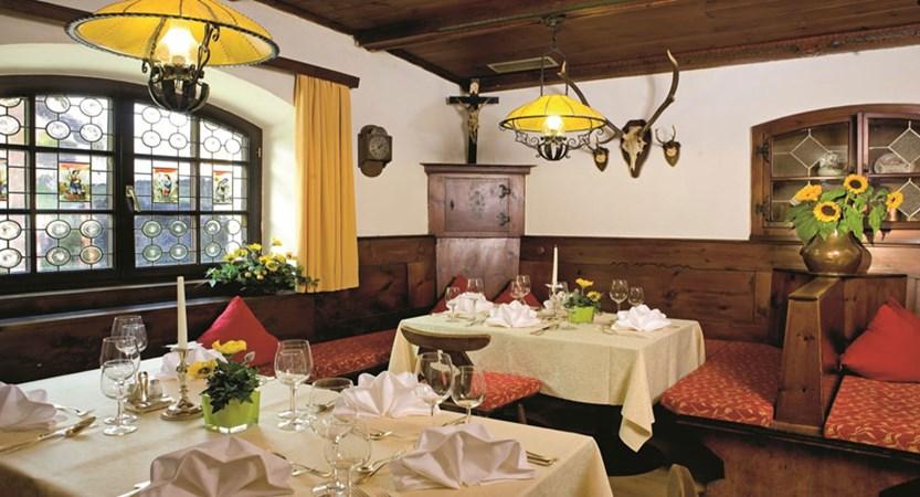 Hotel Bon Alpina, Igls, Austria - A la carte restaurant.jpg