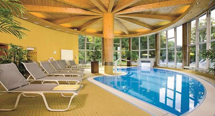 Hotel Bon Alpina, Igls, Austria - Indoor pool.jpg
